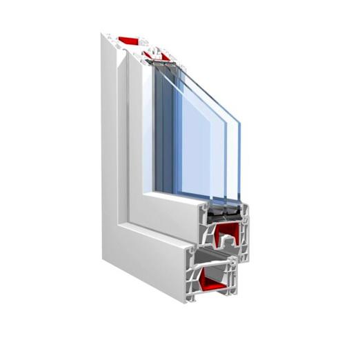 Пластиковое окно KBE 76 мм