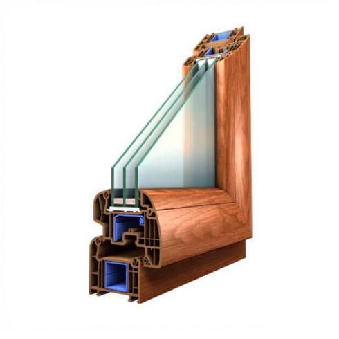 Пластиковое окно VEKA Evolution