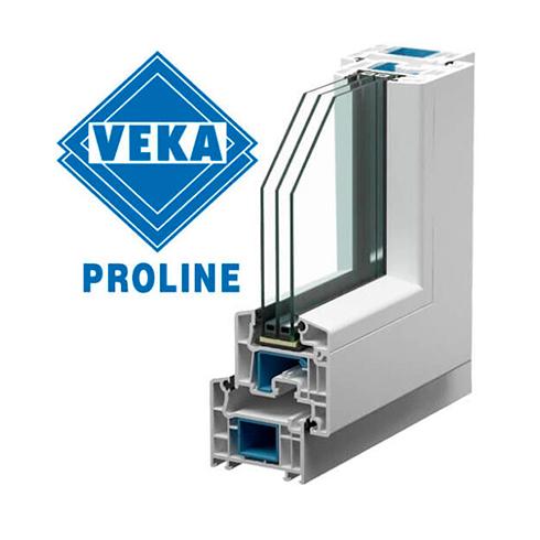 Пластиковое окно VEKA Proline